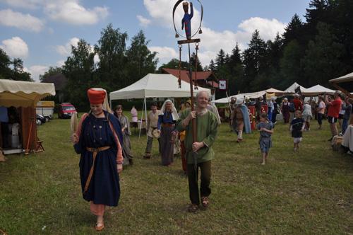 Keltenfest 2013 - St. Georgen im Attergau