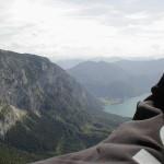 Hochlecken Paragleiter Westhöllengebirge