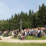 Berggottesdienst - 10 Jahre Attergauer Aussichtsturm