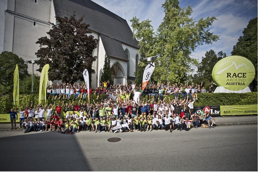 Gruppenfoto RAA Attergau