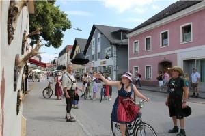 Waffenradlrennen Sankt Georgen