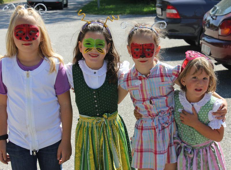 Kinderschminken-Attergauer Genussroas